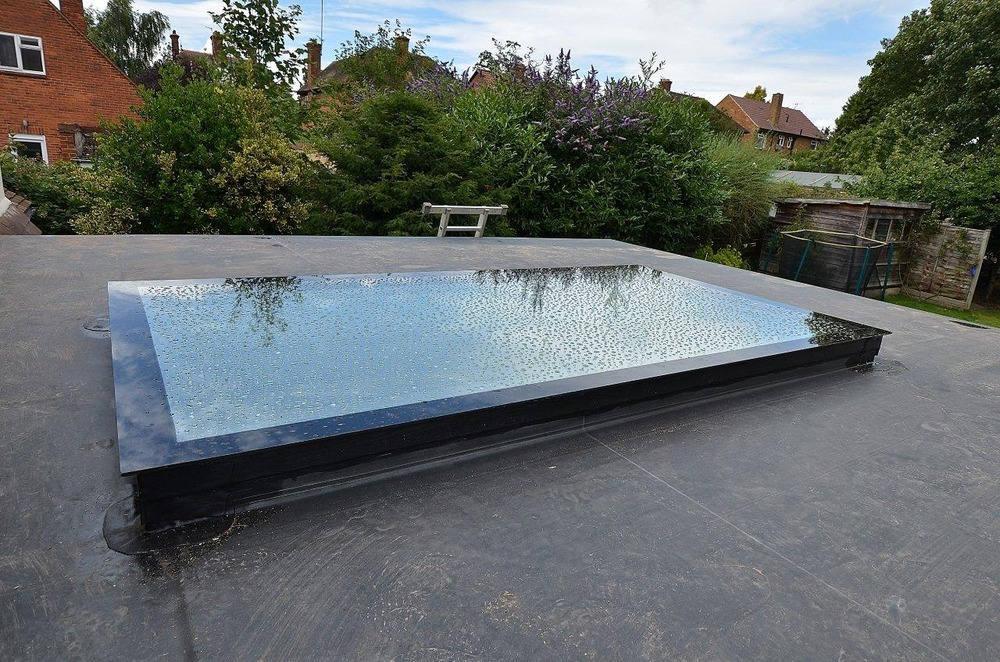 Flat Roof Skylights Prestige