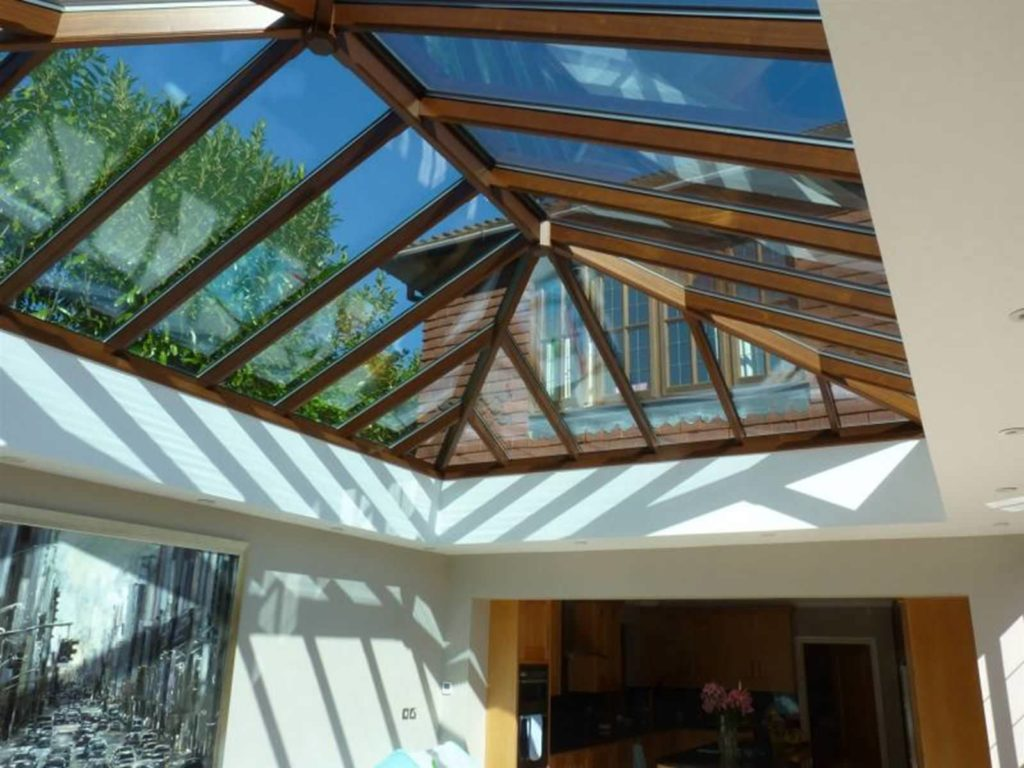 Roof Lanterns Lantern Rooflights Glass Roof Lantern