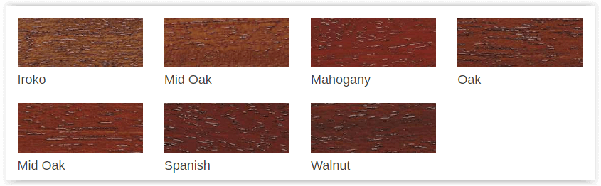 Sapele Wood Stains